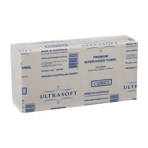 Product Ultrasoft Slimfold Interleaved Hand Towel 23 x 21cm 1 Werko