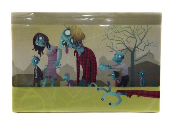 Product Spencil Walking Dead Document Wallet 250x375x25mm 1 Werko