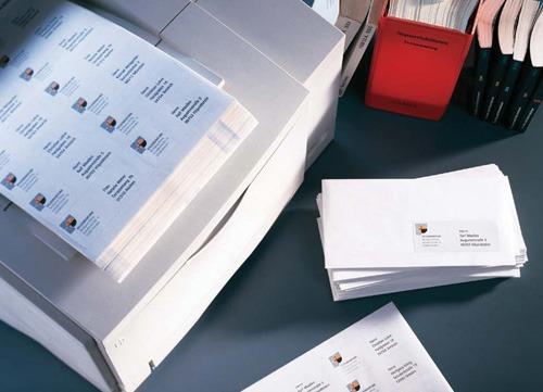 Product LABEL AVERY COPIER/LASER L7165GU 99.1X67.7 8UP BX100 1 Werko