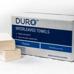 Duro Interleaved Towel 24cm x 23cm