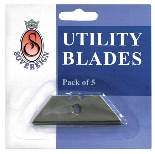Product BLADES SOVEREIGN UTILITY PK5 1 Werko