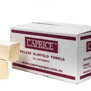 Caprice Slimfold Hand Towel 22.5 x 23cm