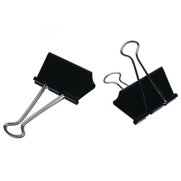 Product Esselte Foldback Clips #5 50mm 12 Pack 1 Werko