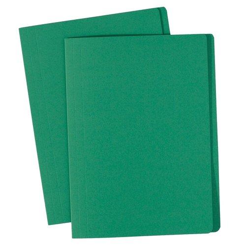Product Avery Foolscap Manilla Folder Dark Green 100 Pack 1 Werko