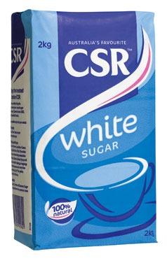 Product SUGAR CSR WHITE 2KG 1 Werko