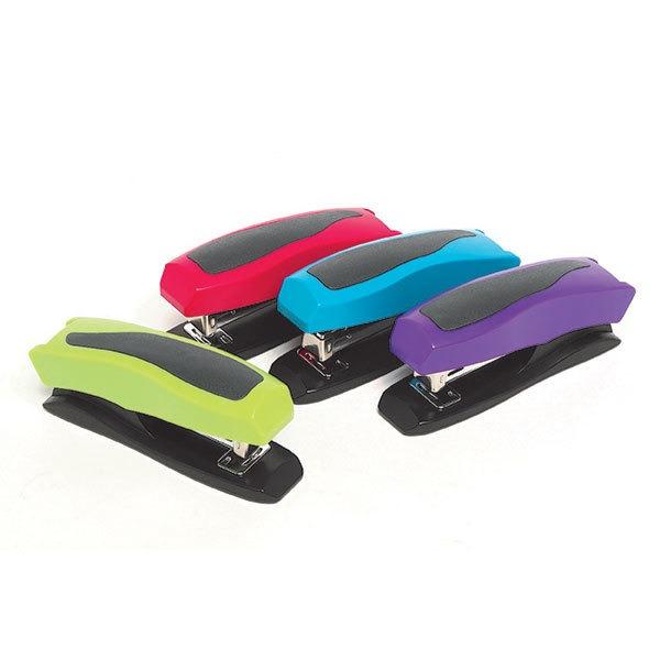Product Marbig Plastic Half Strip Summer Stapler Assorted 1 Werko