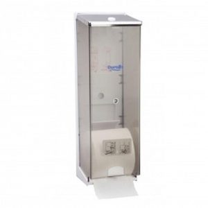 3 Roll Metal Toilet Roll Dispenser