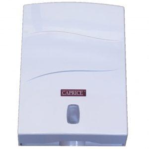 Caprice Interleaved Towel Dispenser - Plastic