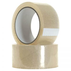 Clear Acrylic Packaging Tape