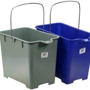 Rectangular Mop Bucket 9 Litre