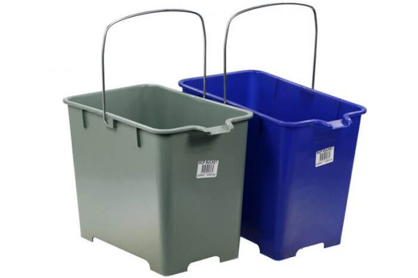 Rectangular Mop Bucket 9 Litre