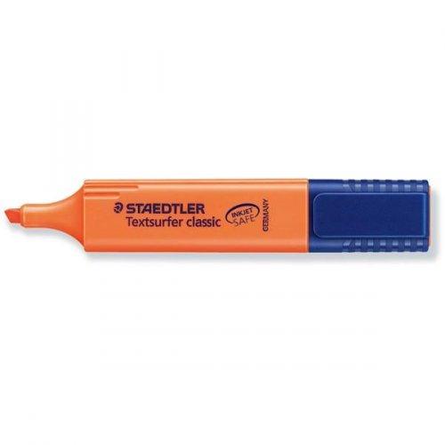 Product Staedtler Textsurfer Classic Highlighters Orange 10 Pack 1 Werko
