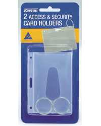 Product KEVRON CARD HOLDER ACCESS & SECURITY PK2 1 Werko
