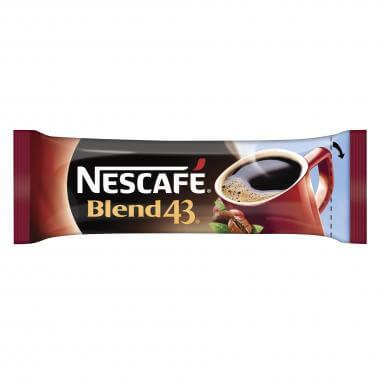 Nescafe Blend 43 Instant Coffee Sticks 1000 Pack