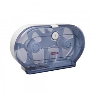 Product Jumbo Twin Roll Dispenser - Plastic 1 Werko