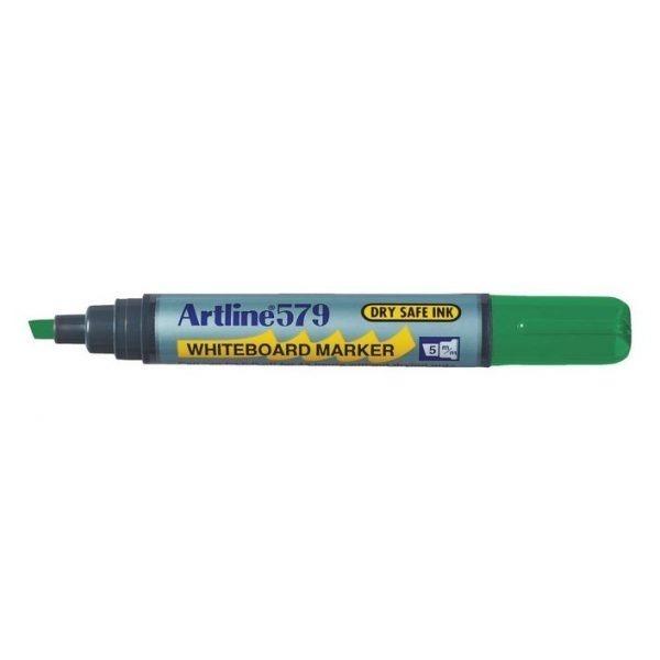 Product Artline 579 Whiteboard Marker Green 12 Pack 1 Werko