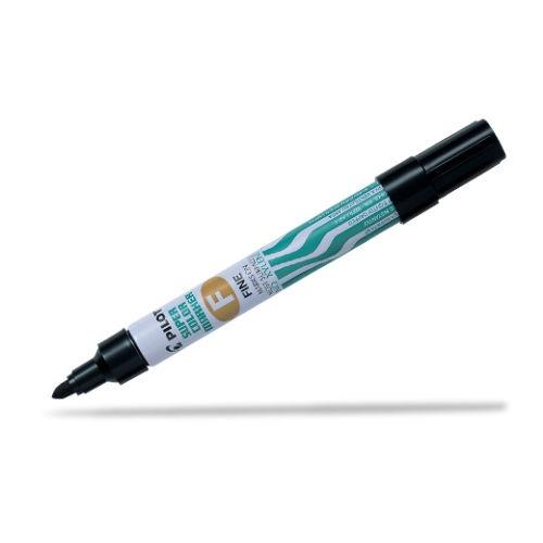 Product Pilot Super Color Marker SCA-Fine Permanent Marker Black 12 Pack 1 Werko