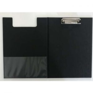Razorline Clip Folder A4 PP Black
