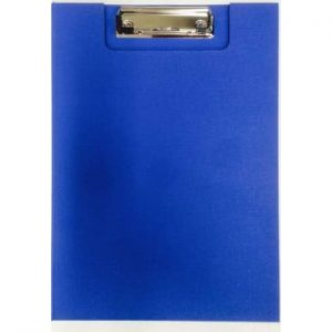 Razorline Clip Folder A4 PP Blue