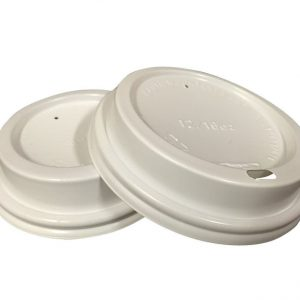 Plastic Coffee Cup Lids For (8oz) Box Of 1000