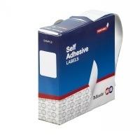 Product Quik Stik Dispenser Labels 10X16 White 1 Werko