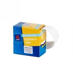 Product Avery Dispenser Labels 24X32 White DMR2432W 1 Werko