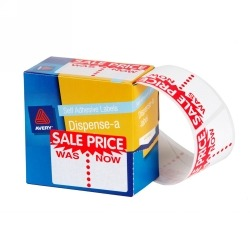 Product Avery Dispenser Labels 44X63 Sales Was/Now DMR4463SW 1 Werko