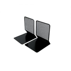 Deli Mesh Book Ends Black