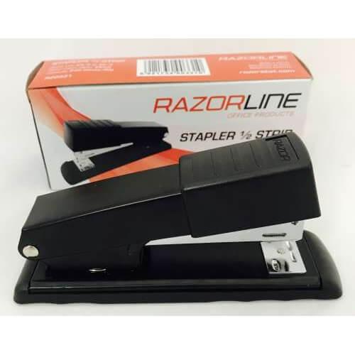 Razorline Stapler Half Strip Metal