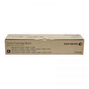 Genuine Fuji Xerox CT201586 Black Toner Cartridge