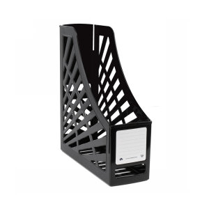 Italplast Magazine Stand Greenr Recycled Black
