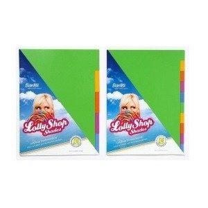 Bantex Divider A4 P/Prop 10 Tab Lollyshop Colours