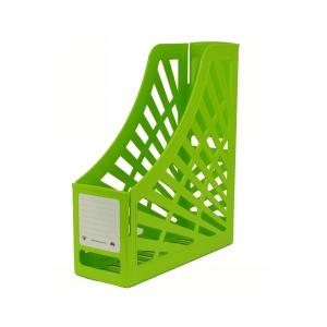 Italplast Magazine Stand Lime