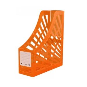 Italplast Magazine Stand Neon Orange