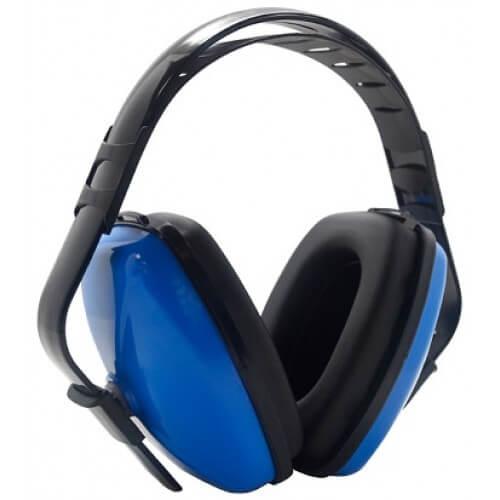 UltraSafe Economical Blue Earmuffs