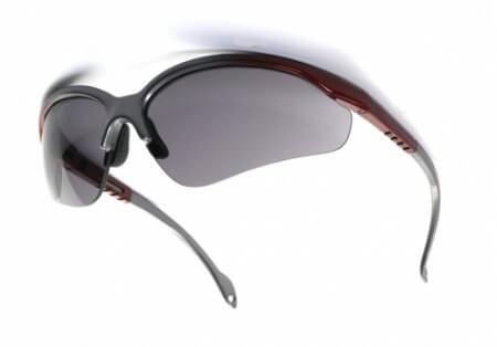 Arc Vision Sting Smoke Safety Glasses