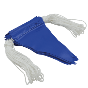 Maxisafe Blue PVC Bunting