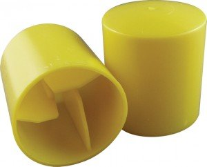 Maxisafe Round Star Picket Caps - box 100