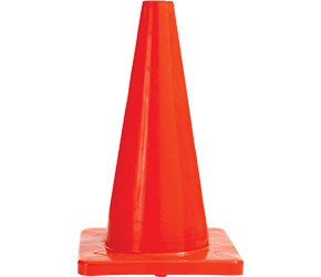 Maxisafe 450mm Reflective Traffic Cones