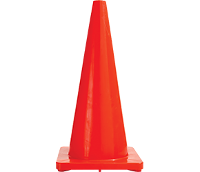 Maxisafe 700mm Traffic Cones