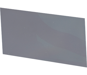 Clear Polycarbonate Lens, 108 x 51mm