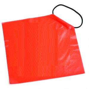 Maxisafe Orange Long load flag