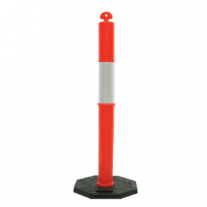 Maxisafe 8kg T-Top Bollard with base