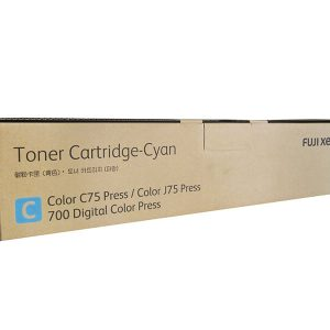 Genuine Fuji Xerox CT201244 Cyan Toner Cartridge