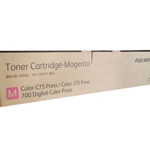 Genuine Fuji Xerox CT201245 Magenta Toner Cartridge