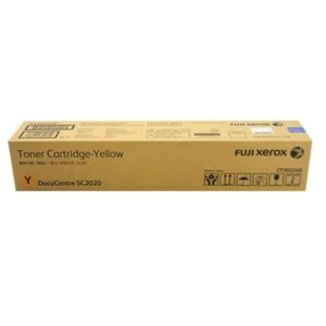 Genuine Fuji Xerox CT202399 Yellow Toner Cartridge