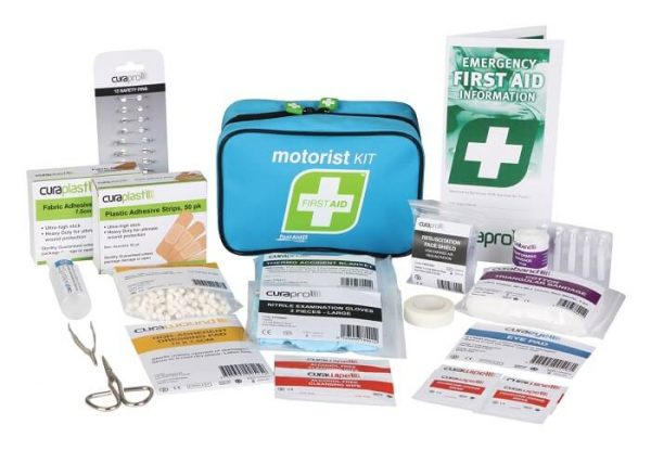Fastaid Motorist First Aid Kit Soft Pack