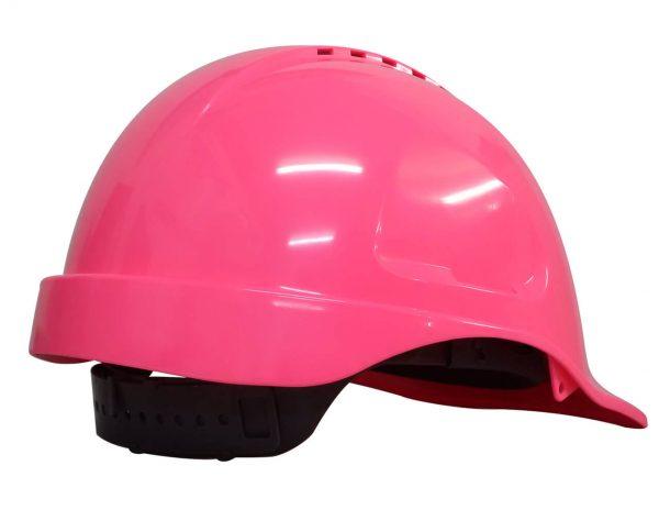 Maxiguard Vented Hard Hat Helmet With Sliplock Harness
