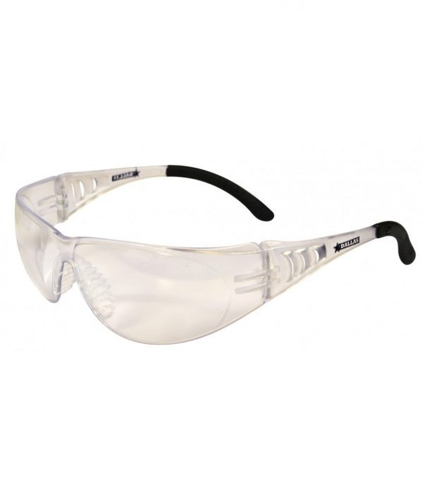 Product 'Dallas' Clear Safety Glasses  EDA337 1 Werko