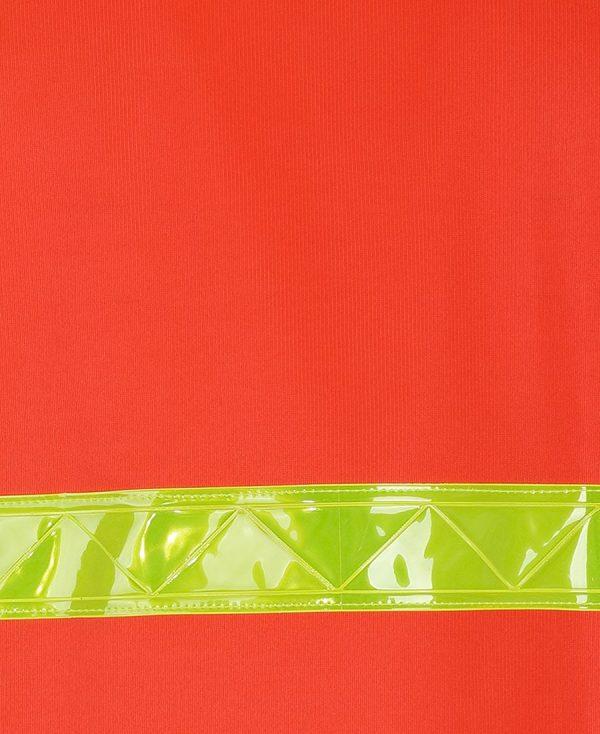 Vic Roads Orange Safety Vest With Zip 6DVRV